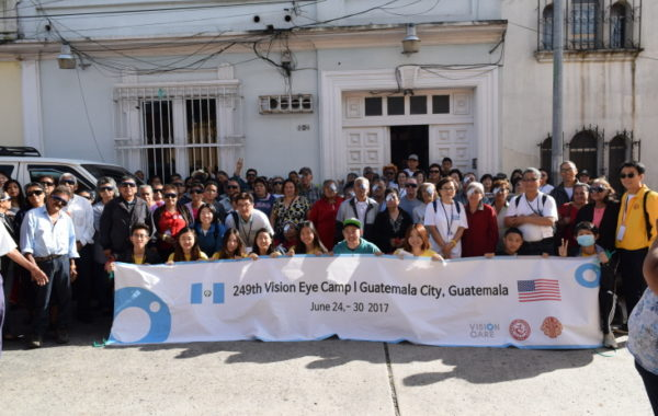 249th Guatemala camp